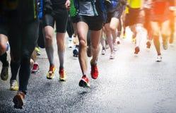Free Marathon Runners Royalty Free Stock Images - 57821719