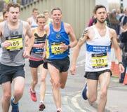 Marathon Runners G8 Royalty Free Stock Photos