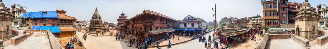 Patan, Nepal. Stock Photos