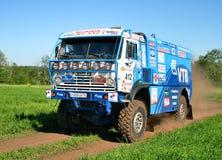 Marathon Transorientale 2008 de rassemblement Image libre de droits