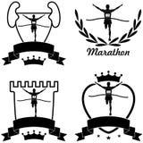 Marathon Royalty Free Stock Images