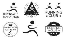 Marathon Royalty Free Stock Image