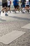 Marathon2008 Fotos de Stock Royalty Free