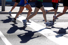 Marathon33 Stock Image