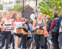 Marathoniens W2 Image stock