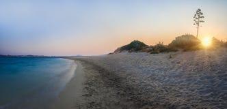 Marathonisi Beach Stock Image