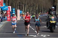 Marathonläufer Lizenzfreies Stockfoto