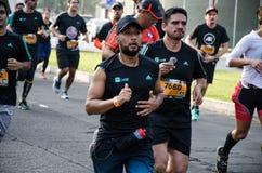 Maratoński Lima 42k zdjęcia stock
