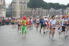 maraton arkivbilder