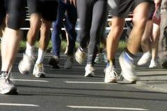 maraton zdjęcia stock