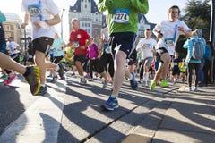 maraton Royaltyfri Foto