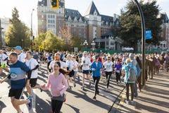 maraton Royaltyfri Bild