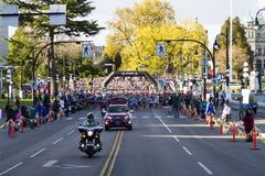 maraton Royaltyfria Foton
