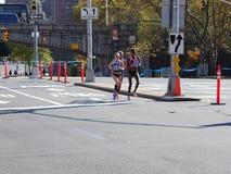 Maraton 2016 för TCS New York City 193 Arkivbilder