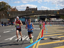 Maraton 2016 för TCS New York City 410 Arkivfoton