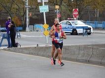 Maraton 2016 för TCS New York City 491 Arkivbilder