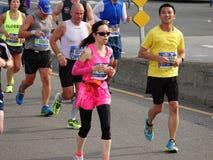 Maraton 2016 för TCS New York City 497 Royaltyfria Foton