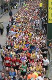 Maratona 2008 da flora de Londres Imagem de Stock Royalty Free