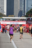Maratona 2008 de Chicago Fotografia de Stock Royalty Free