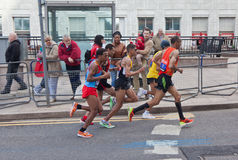 Maratona 2012 de Londres do Virgin Fotografia de Stock Royalty Free