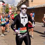 Maratona Imagem de Stock