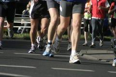 Maratona Fotografia Stock Libera da Diritti