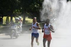 Maratona Fotografie Stock