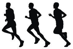 Maratona Imagens de Stock