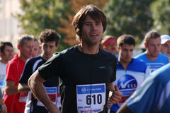 Maratona da paz de Kosiice Imagem de Stock