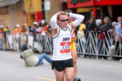 Maratona de Chicago Fotografia de Stock
