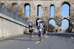 38 Maratona de Istambul Imagens de Stock