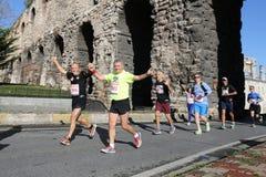 38 Maratona de Istambul Foto de Stock Royalty Free