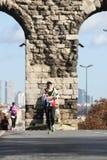 38 Maratona de Istambul Fotos de Stock