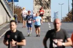 38 Maratona de Istambul Imagem de Stock