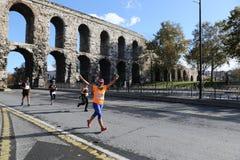 38 Maratona de Istambul Imagem de Stock Royalty Free