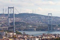 35a maratona de Istambul Eurasia Foto de Stock