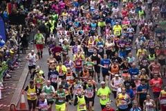 2015, maratona de Londres Fotografia de Stock Royalty Free