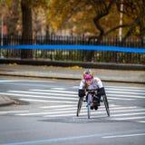 Maratona 2013 de New York City imagem de stock
