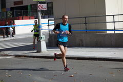 A maratona 2014 de New York City 138 Imagem de Stock