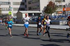 A maratona 2014 de New York City 188 Fotos de Stock Royalty Free