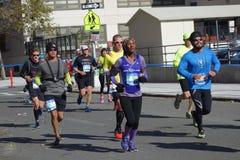 A maratona 2014 de New York City 247 Fotografia de Stock