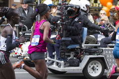 Maratona 2014 de New York City Fotografia de Stock Royalty Free