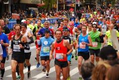 Maratona 2013 de NYC imagens de stock royalty free