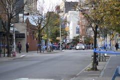 Maratona de NYC estabelecida Imagens de Stock