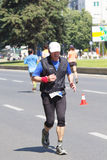 Maratona 2016 de Skopje Foto de Stock Royalty Free