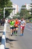 Maratona 2016 de Skopje Imagens de Stock Royalty Free