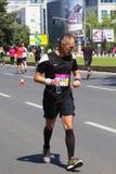 Maratona 2016 de Skopje Foto de Stock