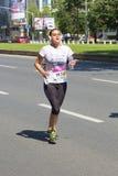 Maratona 2016 de Skopje Imagem de Stock Royalty Free