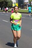 Maratona 2016 de Skopje Fotografia de Stock Royalty Free