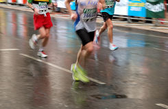 Maratona della flora di Londra immagini stock